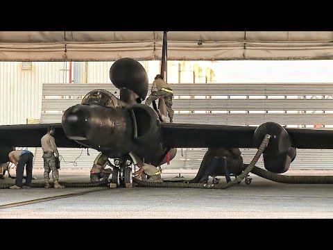 U-2 Dragon Lady Flight Prep • Takeoff/Landing & Chase Car