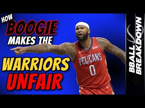 How BOOGIE Makes The Warriors UNFAIR