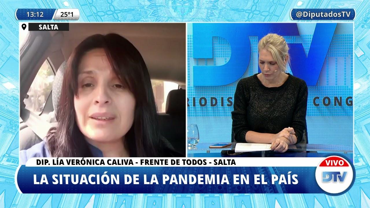 DTV - Segunda Edición con Melina Fleiderman - Programa 13/04/2021