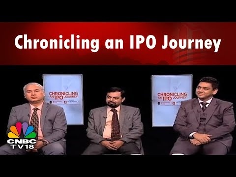 Chronicling an IPO Journey: Focus on Infrastructure Sector and Dhruv Consultancy | CNBC TV18
