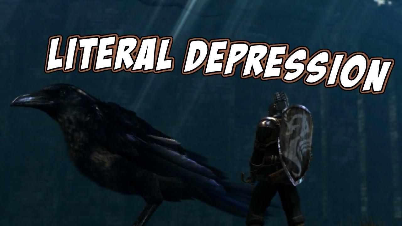 dark souls against depression
