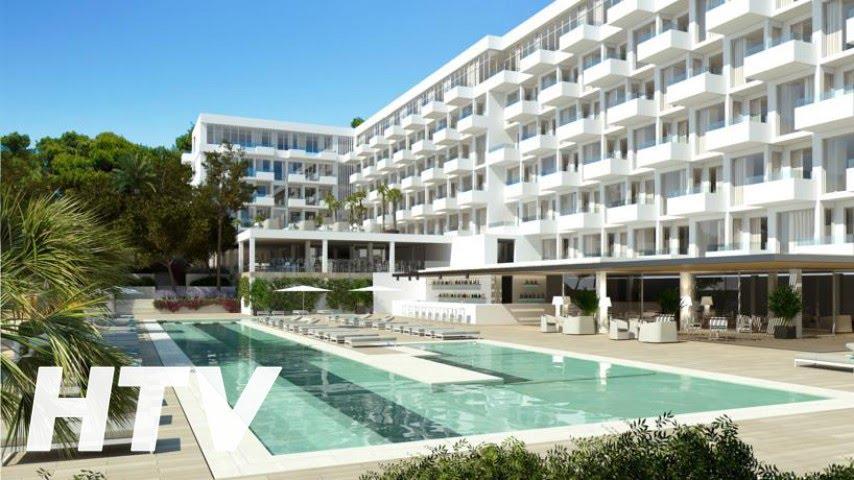 Hotel iberostar santa eulalia adults only en santa eularia des riu youtube - Santa eularia des riu ...