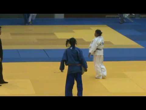 Judo Jalisco - Valeria Fuentes vs Rosa Gomez Qroo ...