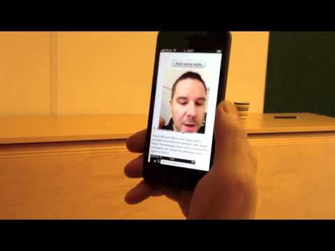 Bowser -- A WebRTC-Enabled Browser for Mobile Devices