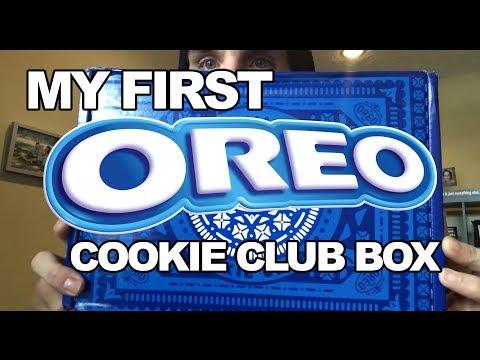 My First Oreo Cookie Club Box!