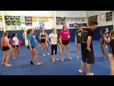 THE CORNERS GAME (Gymnastics/Fitness/Kids)