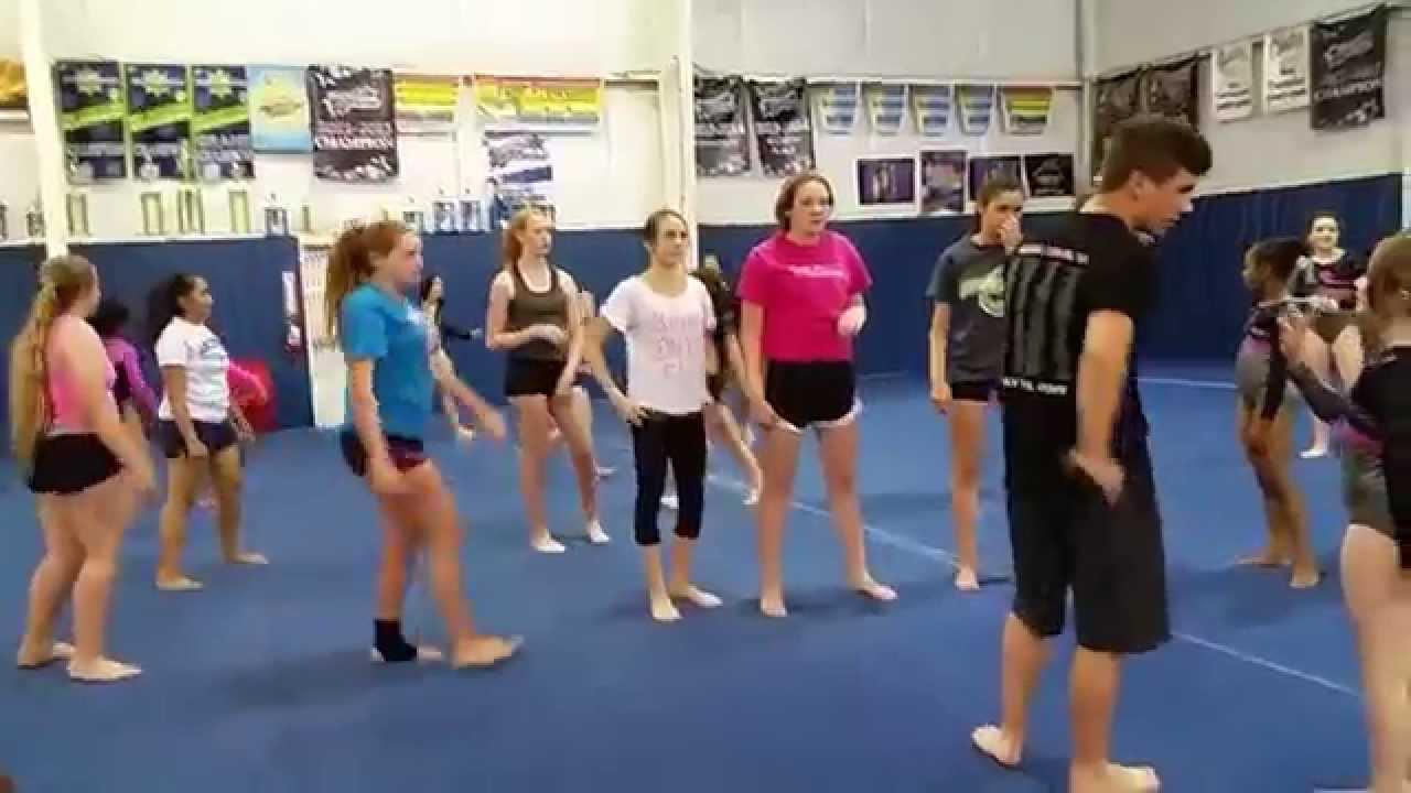 THE CORNERS GAME (Gymnastics/Fitness/Kids)