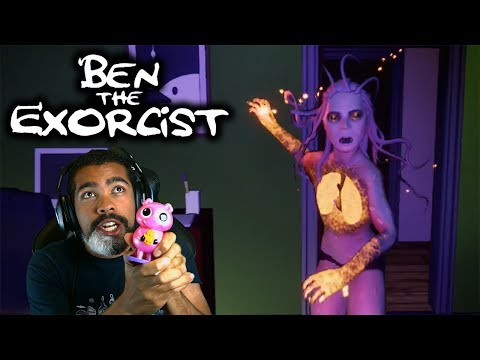 ME AND BILLY BACK AT IT AGAIN!   Ben the Exorcist   #2
