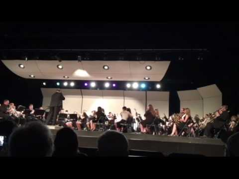 Berwick High School's 90th Anniversary Band Concert