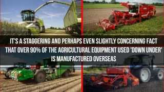 How Dollar currency affects Agricultural Machinery Prices?