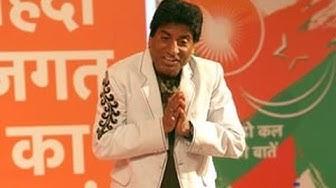 When Raju Shrivastav mimicked Lalu Yadav in front of him