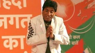 When Raju Shrivastav Mimicked Lalu Yadav In Front Of Him