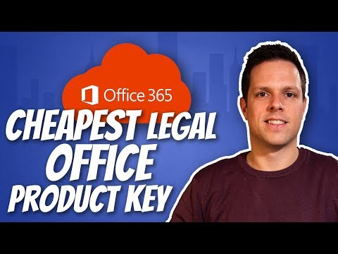 The Cheapest, Legal Way To Buy An Office Product Key