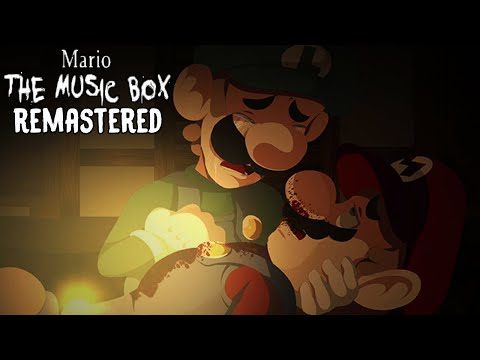 I'M SORRY MARIO I'M SORRY | MARIO THE MUSIC BOX REMASTERED | DEMO #2 FULL PLAYTHROUGH | MOST DEATHS