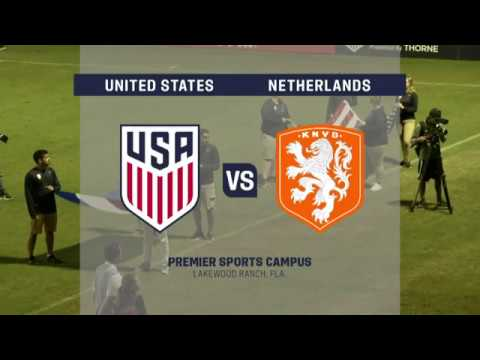2017 Nike International Friendlies: U-17 MNT vs. Netherlands