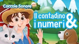 Il contadino e i numeri - Canzoni per bambini di Coccole Sonore