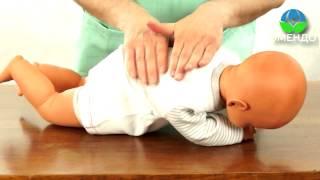 Инструкция для мам - Массаж ребенку в 4 месяца.