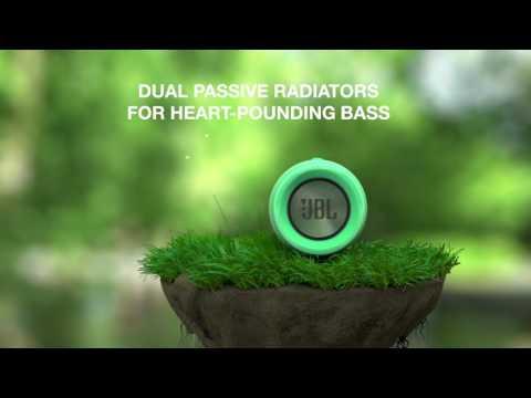 JBL | Charge 3 Waterproof Wireless Bluetooth Speaker - EN