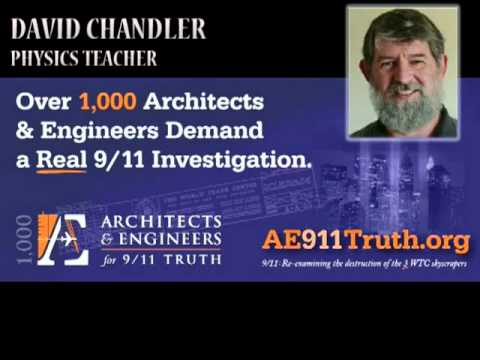 David Chandler - The Physics Of 9/11 Truth - PT 1-2