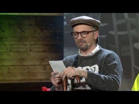 Kabaret Młodych Panów - Bieganie (Official HD, 2015)