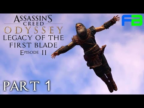 Legacy of the First Blade: Episode 2 - Part 1: Assassin's Creed Odyssey DLC - Xbox One X Gameplay thumbnail