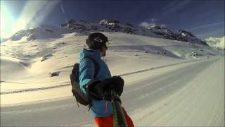 Val Thorens Lac Blanc Hero 3 Black