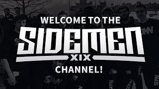 WELCOME TO THE SIDEMEN CHANNEL!