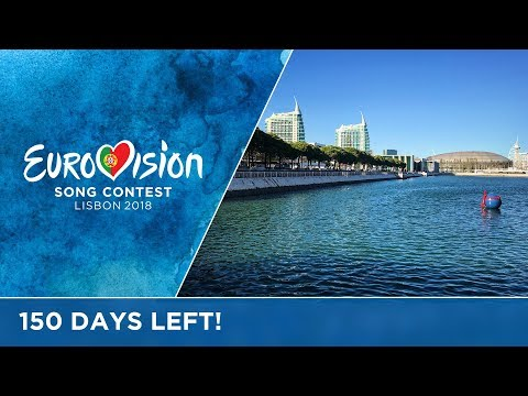 150 Days left until the Grand Final of the 2018 Eurovision Song Contest!
