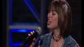 Siobhan Magnus sings Living For The City - Holywood Week Round 3