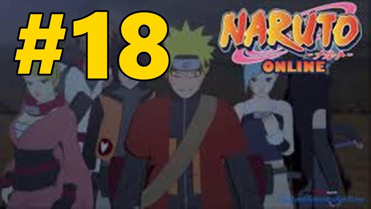 Naruto Online #18 Elite Instances - Improving My Party ...