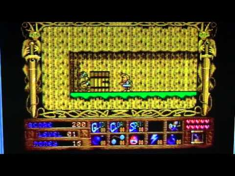 Atari ST - Prophecy I The Viking Child |