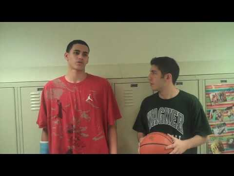 Abdel Nader 2009 Interview with Daniel Poneman and basketball highlights NIU