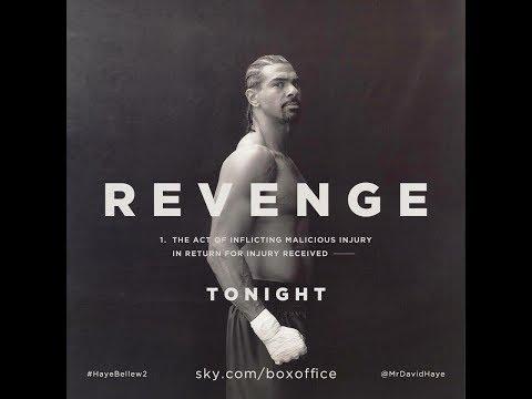 David Haye Vs Tony Bellew - Full post fight thoughts - Heavyweight boxing