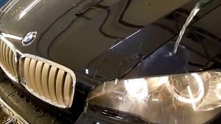 KRYTEX Mega 8: эффект после нанесения на BMW X5 E70