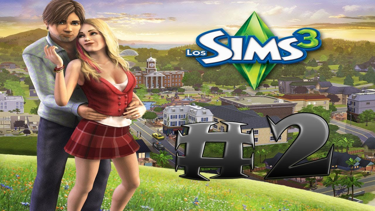 tirando la ca a capitulo 2 los sims 3 ps3 youtube. Black Bedroom Furniture Sets. Home Design Ideas