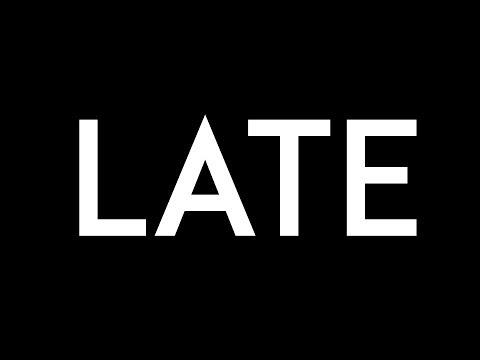 LATE - Short Film By Calum White