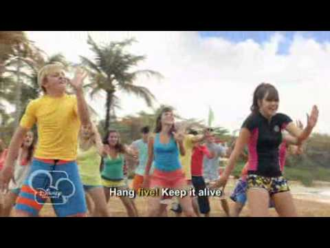Teen Beach Movie -- Surfs Up - Karaoke