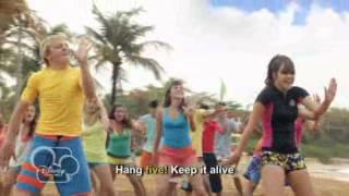 Teen Beach Movie -- Surfs Up - Karaoke