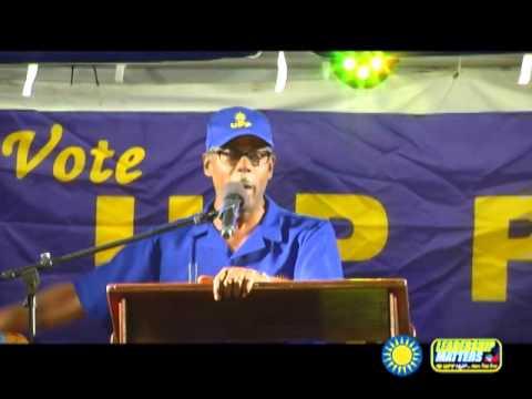 UPP Rally Upper Fort Road Harold Lovell
