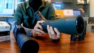 탐조 초보들이 알아두면 좋은 기본 장비들! [새를 방해…