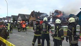 Самолёт упал на жилые дома в Чили, шестеро погибших