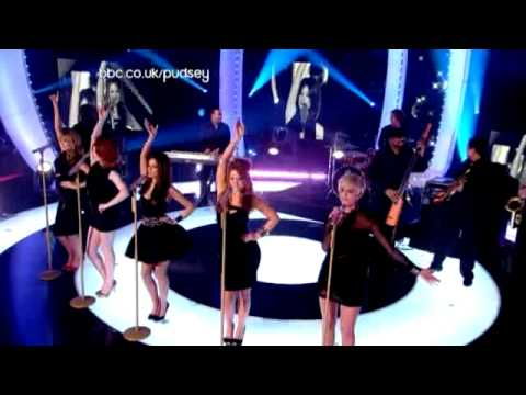 Girls Aloud - The Promise (Live on Children In Need) [14/11/08]