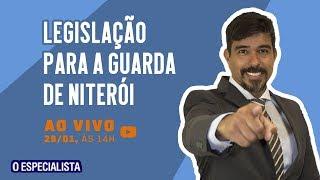 Legislação de Niterói-RJ: saiba tudo para concurso da Guarda
