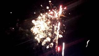 SBCA Bonfire Fireworks 11/14/14