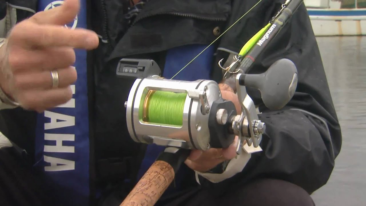 How to spool a conventional reel - How To Spool A Conventional Reel 15