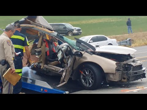Violent Collision with One Fatality and One Injured on Florida Ave in Hemet, CA