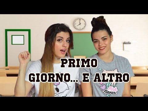 PRIMO GIORNO DI SCUOLA | Double C Blog