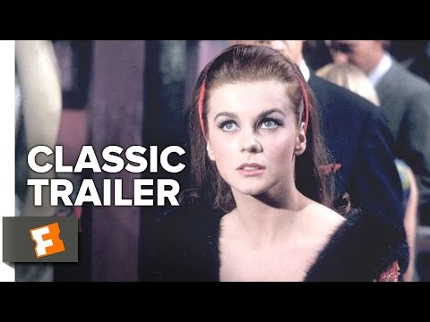Made In Paris (1966) Official Trailer - Ann-Marget, Louis Jordan Movie HD
