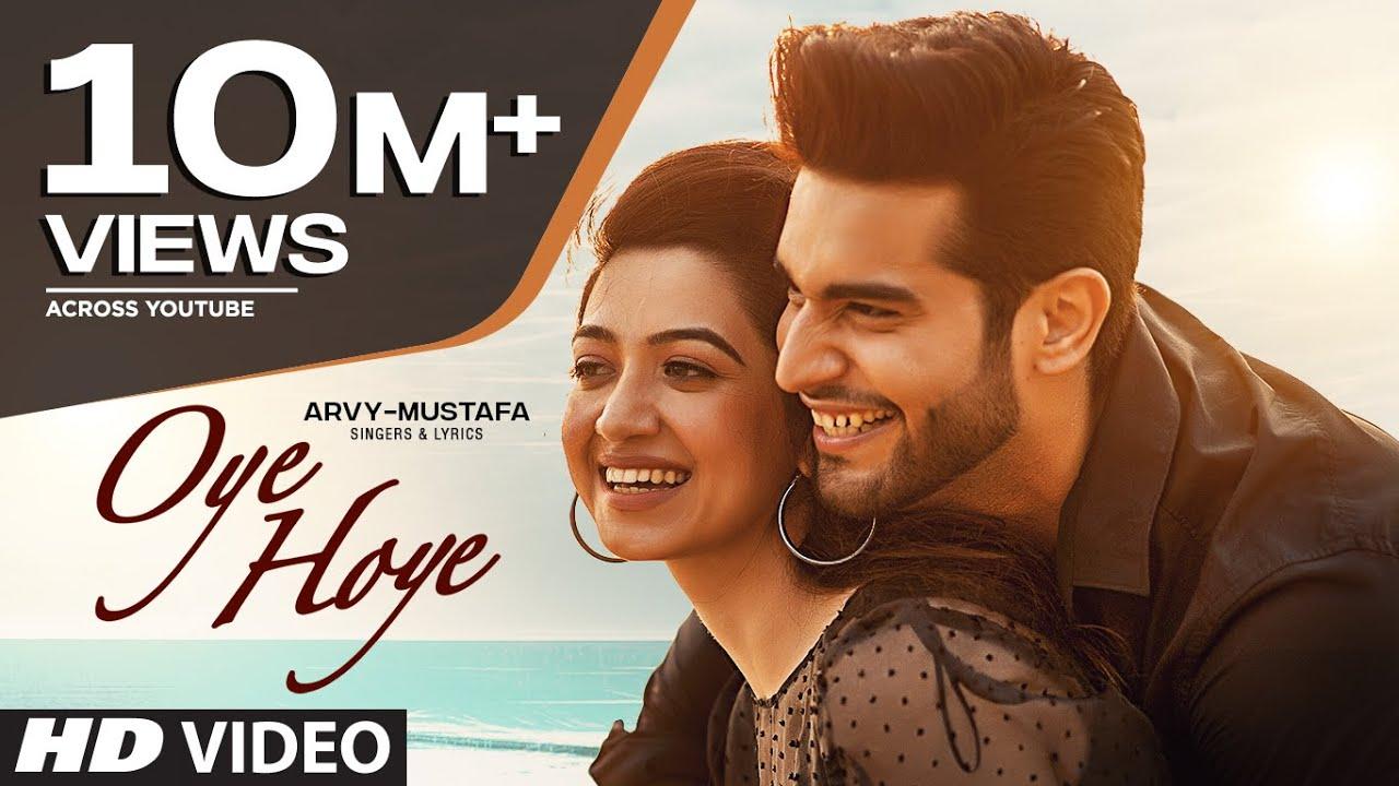 New Punjabi Songs 2021   Oye Hoye (Full Song) Arvy Mustafa   Latest Punjabi Songs 2021