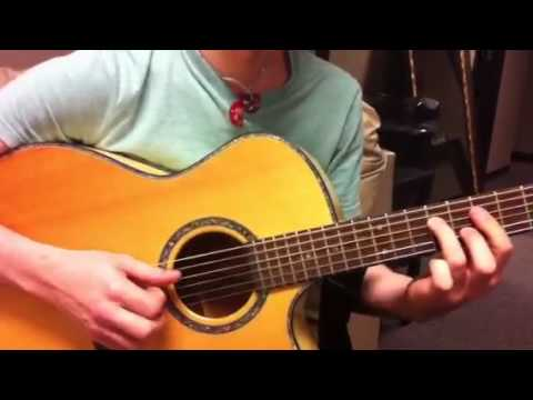 Easter Guitar Tutorial - YouTube